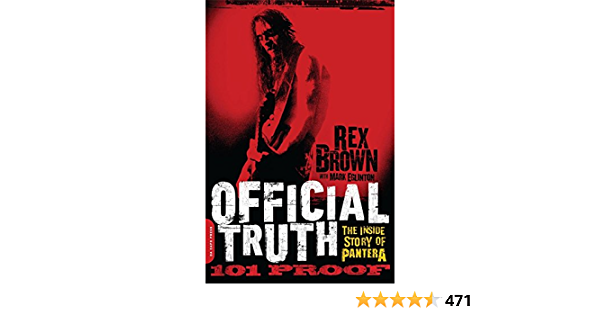 Official Truth: The Story Of Pantera